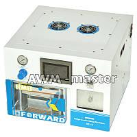 Автоматический ОСА Вакуумный ламинатор RMB-1 EDGE со встроенным вакуумным насосом и компрессором воздуха (прес