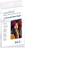 Матовая фотобумага emotion everyday photo paper a4 128g 50 pack matte (128g/m2/a4 50 pack matte)