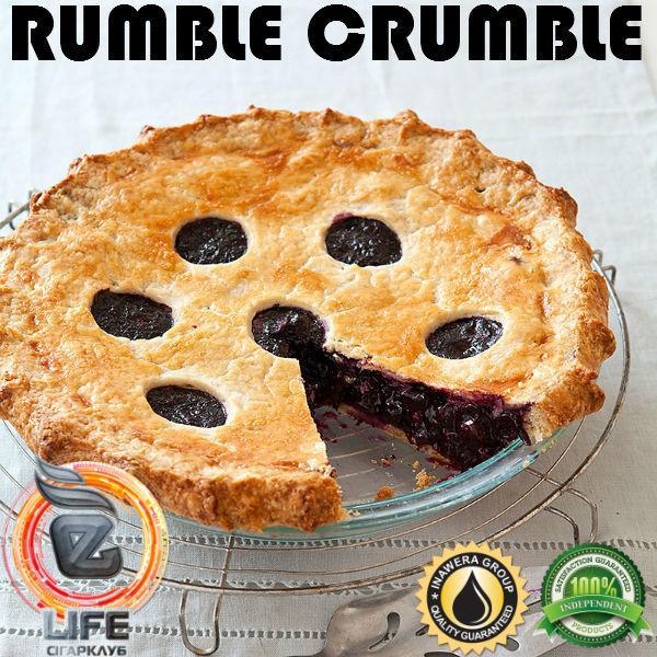 Ароматизатор Inawera RUMBLE CRUMBLE (Черничный пирог)