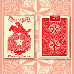 Карты игральные | Texan 1889
