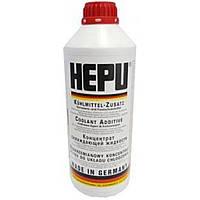 Антифриз Hepu P999-G12 (Хепу) Концентрат Красный 1,5 л P999-G12