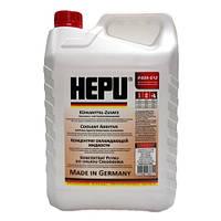 Антифриз Hepu P999-G12 (Хепу) Концентрат Червоний 5 л P999-G12