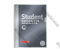 """Колледж-блок (A4, 80стр., клетка) Premium Zenart - Brunnen """"KT"""" - купить канцелярию оптом ZB-10"""