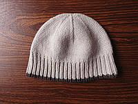 Мужская теплая шапка Next  100% шерсть