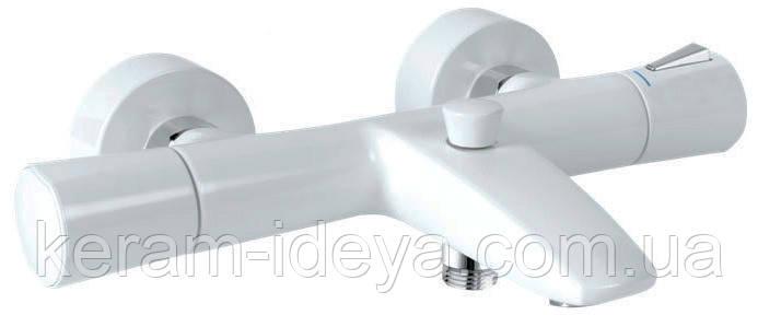 Смеситель для ванны с термостатом Kludi Zenta 351019138
