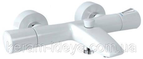 Смеситель для ванны с термостатом Kludi Zenta 351019138, фото 2