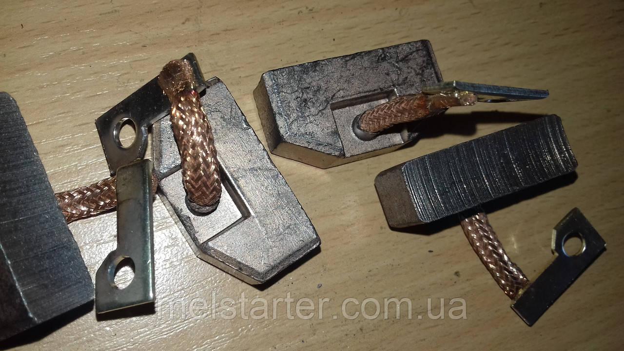 Щетки стартера BSX172-173 (Башмак Bosch, VOLVO) 24В, 12х36х19