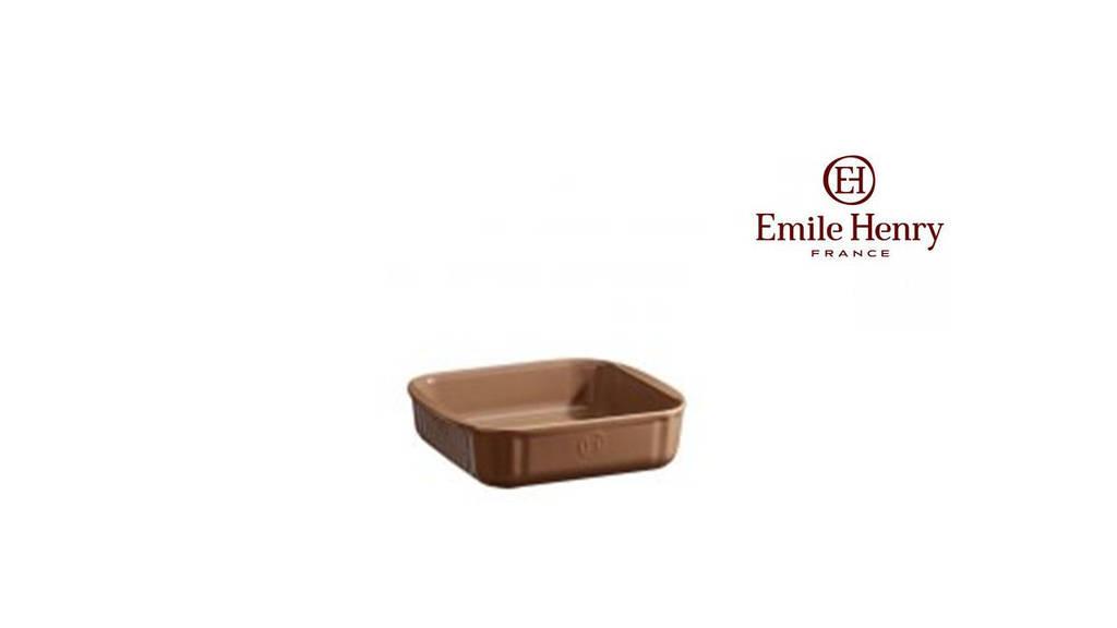 Форма для запекания 22,5х21 см Emile Henry (962020)