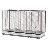 Большая клетка для попугаев и мелких птиц Ferplast Espace 160 (162 x 62 x 103см), фото 1