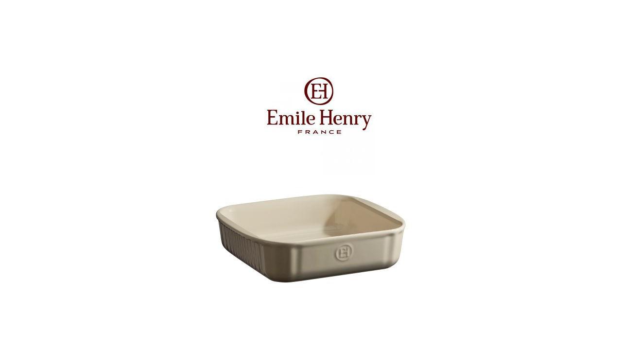 Форма для запекания 22,5х21 см Emile Henry (022020)