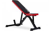 Лавка атлетична універсальна, регулюється. До 250 кг. Hop-Sport
