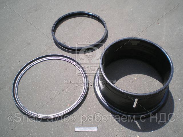 Колесо бездисковое 8,5-20 в сборе с кольцами (производство КрКЗ) (арт. 8,5-20-3101012-Б2), AHHZX