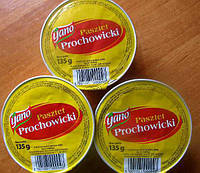 Паштет Prochowicki yano 135грн