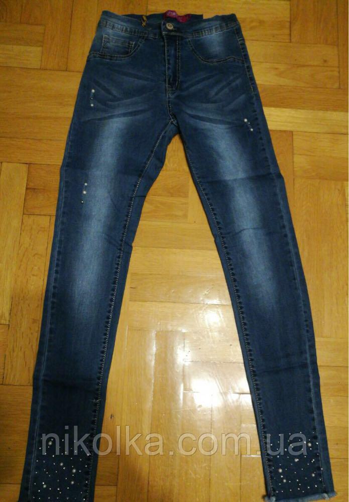 Джинсовые брюки для девочек оптом,Grace,134-164 рр., Арт.G80707