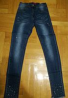 Джинсовые брюки для девочек оптом,Grace,134-164 рр., Арт.G80707, фото 1