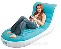 Надувное кресло-шезлонг Intex 68880 (170х84х81 см)