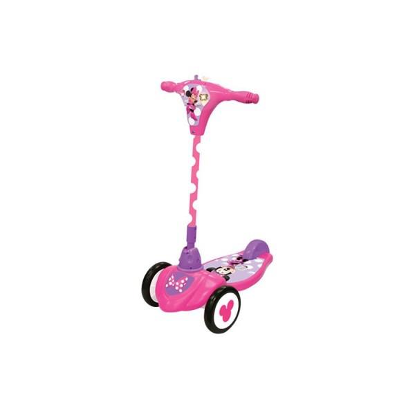 Скутер Минни Маус свет звук 3 колеса
