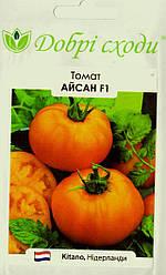 Семена томата Айсан F1 10шт ТМ ДОБРІ СХОДИ