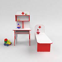 Детская игровая стенка Больница от производителя, фото 1