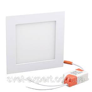 Світильник точковий Евросвет LED-S-120-6 6W 6400К вбудований, фото 2