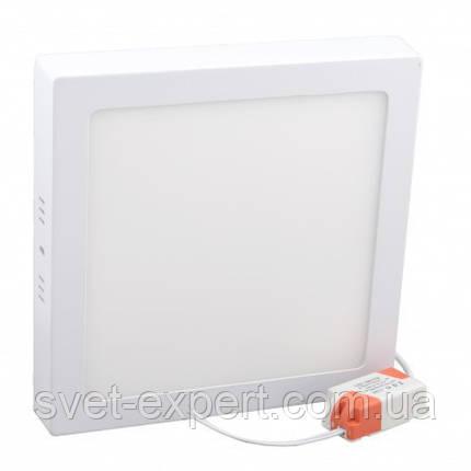 Светильник точечный Евросвет LED-SS-170-12 12W 6400К накладной , фото 2