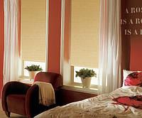 Рулонные шторы ( тканевые ролеты) готовые 90/170