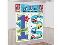 Декорация 1st birthday (мальчик) 1501-3690