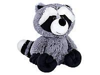 Енот Семён, 65см, серый  – Плюшевая игрушка Енот. Запись Вашего звукового приветствия. Подарок!