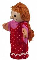 Девочка, кукла для пальчикового театра, Goki (SO401G-4)