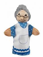 Бабушка, кукла для пальчикового театра, Goki (SO401G-3)