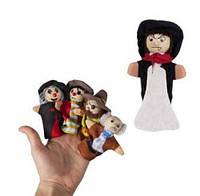 Вампир, кукла для пальчикового театра, Goki (SO401G-6)