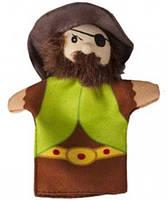 Пират, кукла для пальчикового театра, Goki (SO401G-5)