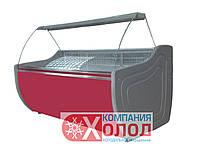 Низкотемпературная холодильная витрина Айстермо ВХН НАДИЯ 1.3