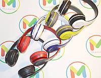 Беспроводные Bluetooth-наушники ST-3 с mp3 и микрофоном, MP3, FM, фото 1