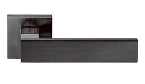 Ручка дверная COLOMBO ALBA LC 91 графит/матовый графит