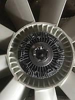 Вентилятор МАЗ-4370 470мм с вязкостной муфтой в сборе (дв.Д-245.30Е2) BORG WARNER