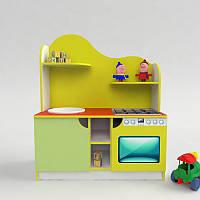 """Детская игровая кухня """"Хозяюшка"""". Мебель для детских садов от производителя"""