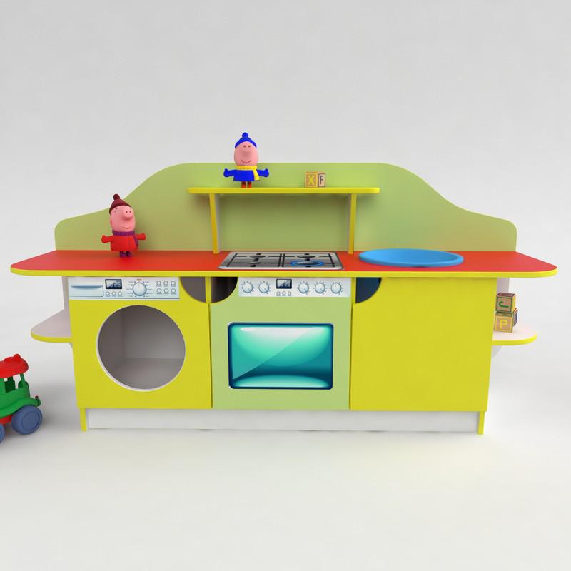 Ігрова дитяча кухня Попелюшка від виробника