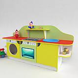 Ігрова дитяча кухня Попелюшка від виробника, фото 2