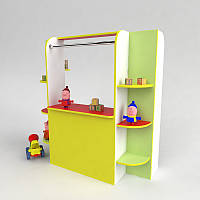 """Детская игровая стенка """"Кукольный театр"""" для детского сада и дошкольных заведений"""