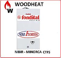Котел газовый Fondital MINORCA CTFS 9 кВт 2-контурний  турбо