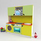 Дитяча ігрова кухня Малютка від виробника, фото 2