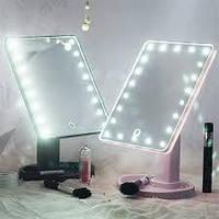 Косметическое зеркало с подсветкой Magic Make Up Mirror, фото 1