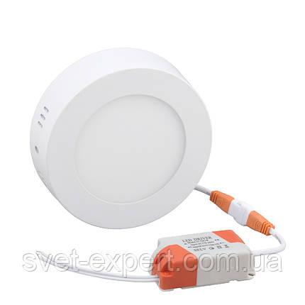 Светильник точечный Евросвет LED-SR-120-6 6W 4200К накладной , фото 2