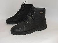 Rohde-Sympatex_Германия, утеплены , кожаные, стильные ботинки 38р ст.24см H02