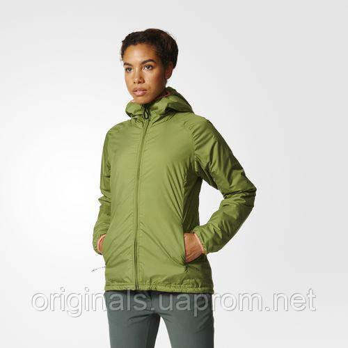 Женская двухсторонняя куртка Adidas Alploft AP8729