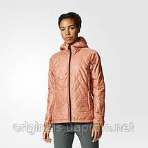 Женская двухсторонняя куртка Adidas Alploft AP8729, фото 2