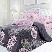 Полуторное постельное белье бязь Gold - розовые сны