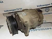 Компрессор кондиционера компресор кондиціонера 2.0 VW Volkswagen Transporter t5 Фольксваген Т5 2010-2014