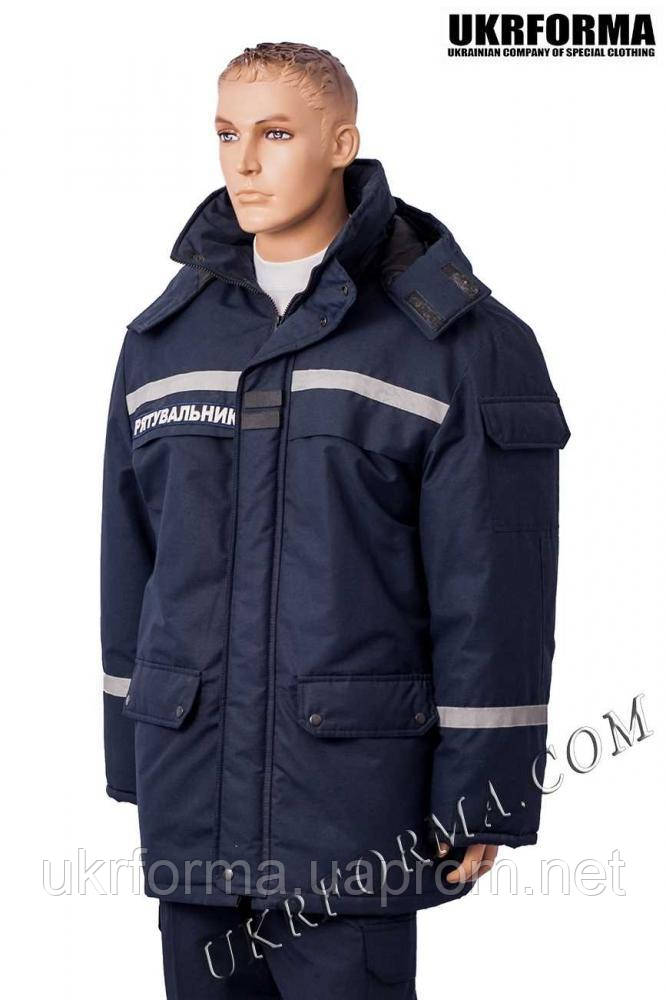 Куртка зимова повсякденна ДСНС
